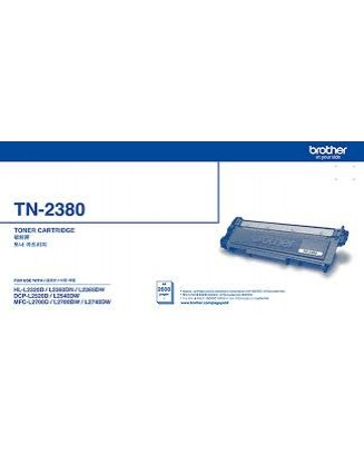 (標案案號:LP5-107006第1組第13項次)brother TN-2380