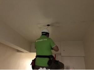 山型LED燈具施工示意圖 2