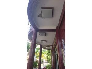 平板LED燈具施工示意圖